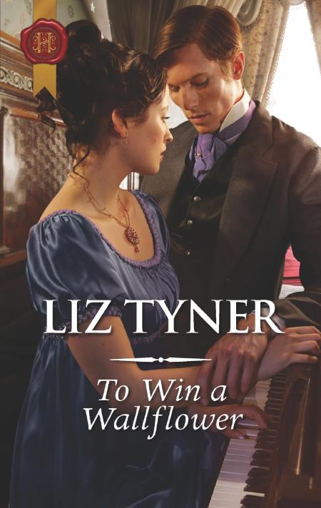 To Win a Wallflower - Liz Tyner
