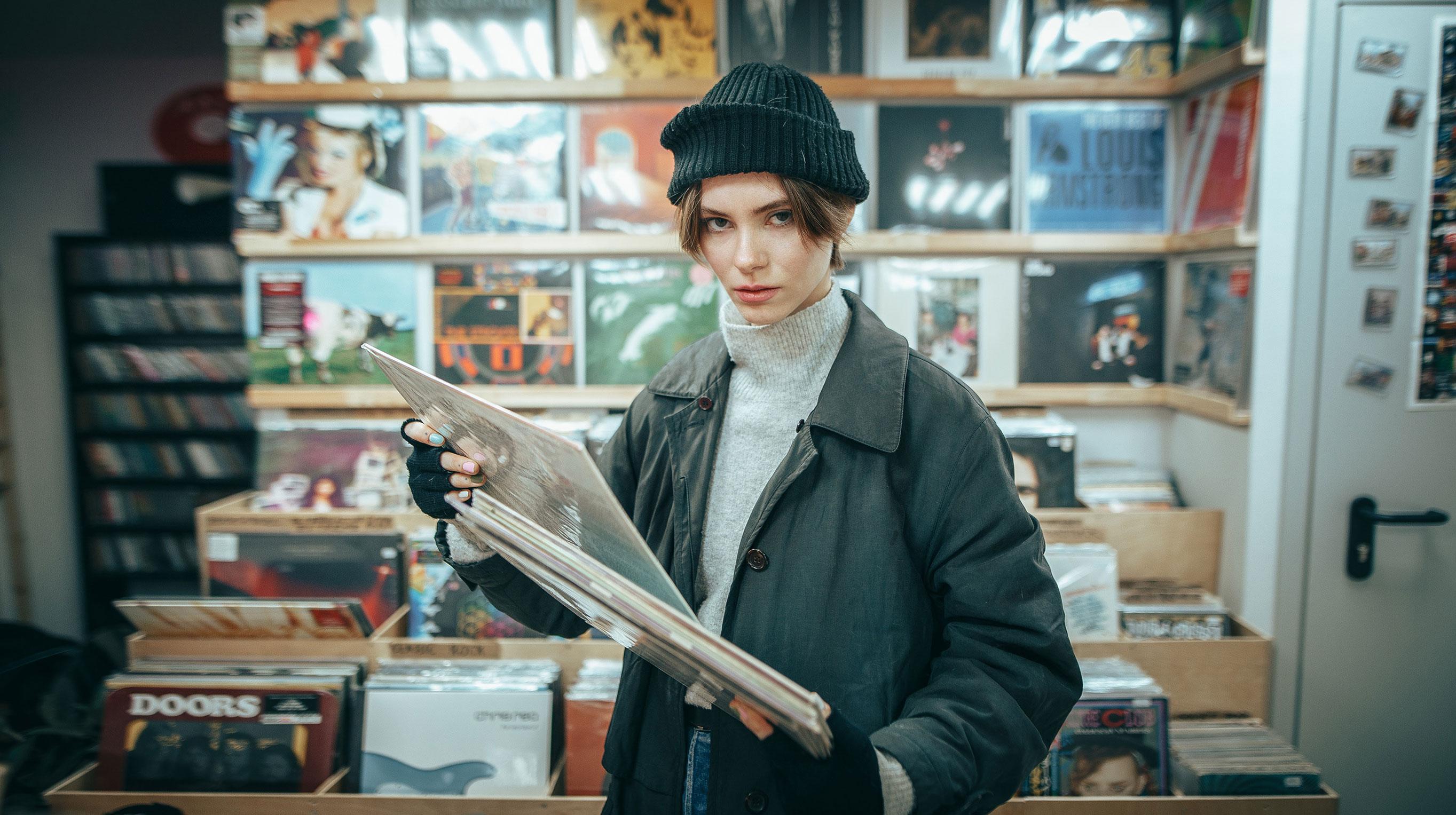 Перебираем раритетные пластинки с Ольгой Бессоновой / фото 05