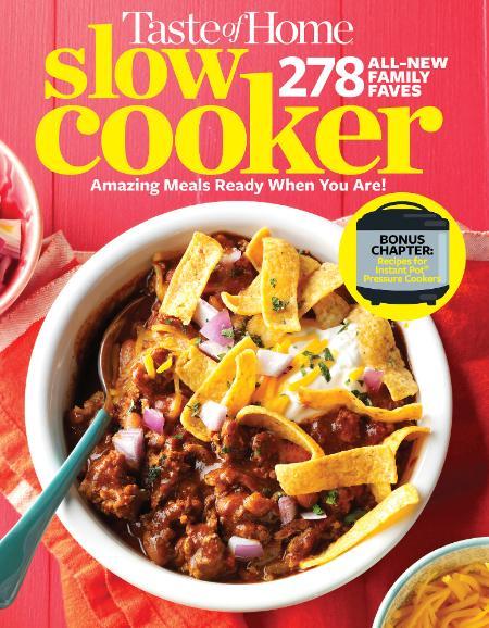 Taste of Home Slow Cooker 3E - Taste of Home