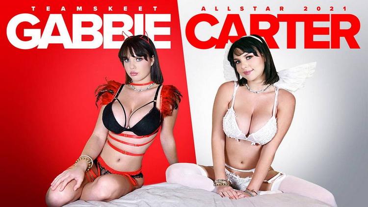 Gabbie Carter - Valentine's Date: All In Your Head (TeamSkeetAllStars/TeamSkeet) FullHD 1080p