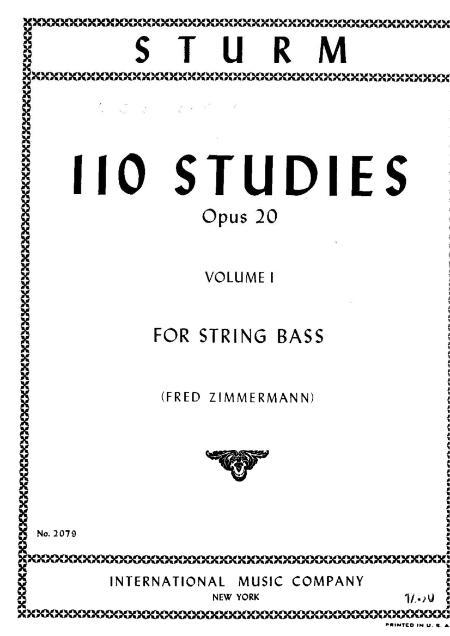 helm 110 Studies 1