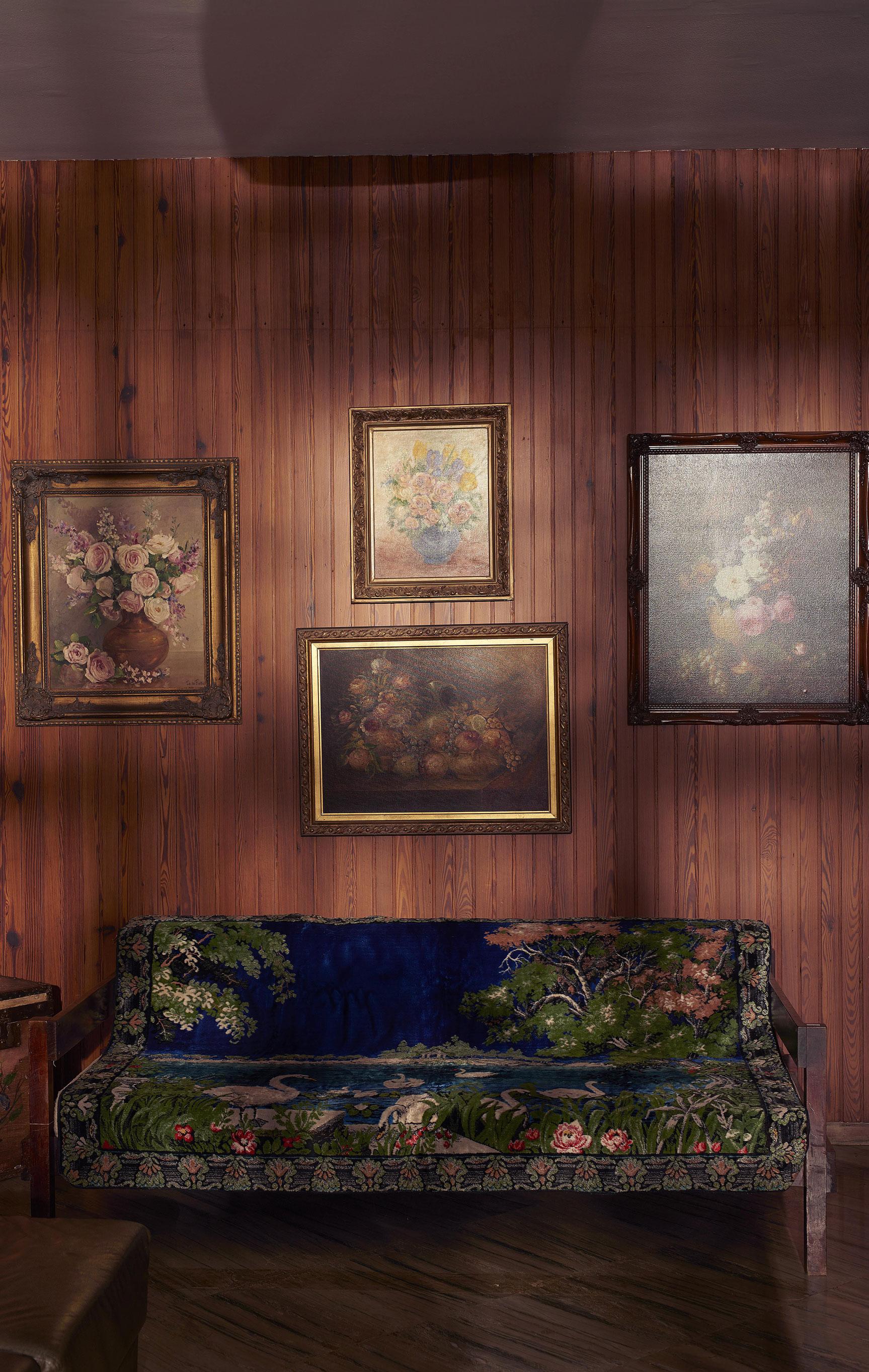 Бренда Фрейтас в нижнем белье и домашней одежде / фото 13