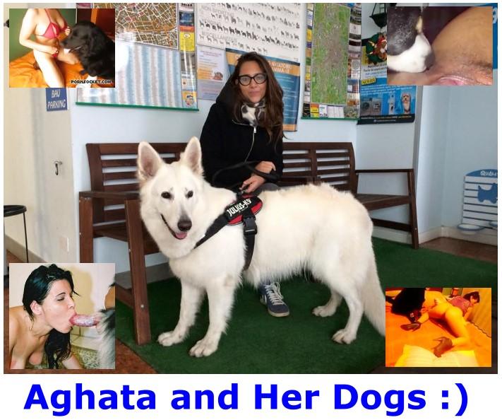 190734423 aghata - AGHATA ZooSex PornStar - DogSex, Dog Cock, Dog Cum