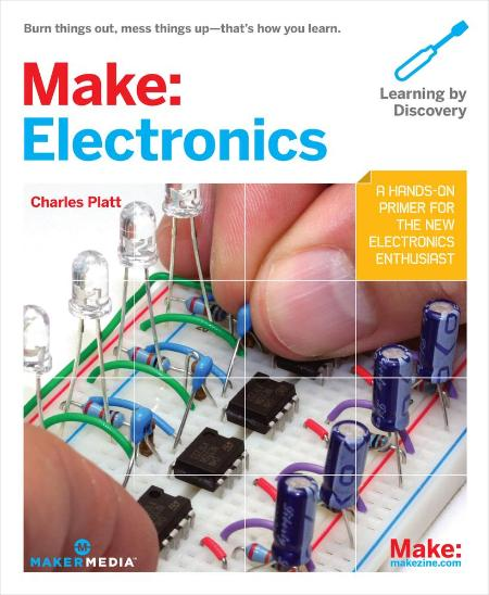 Make Electronics Learn By Discovery Ingram Publisher Services Distributor