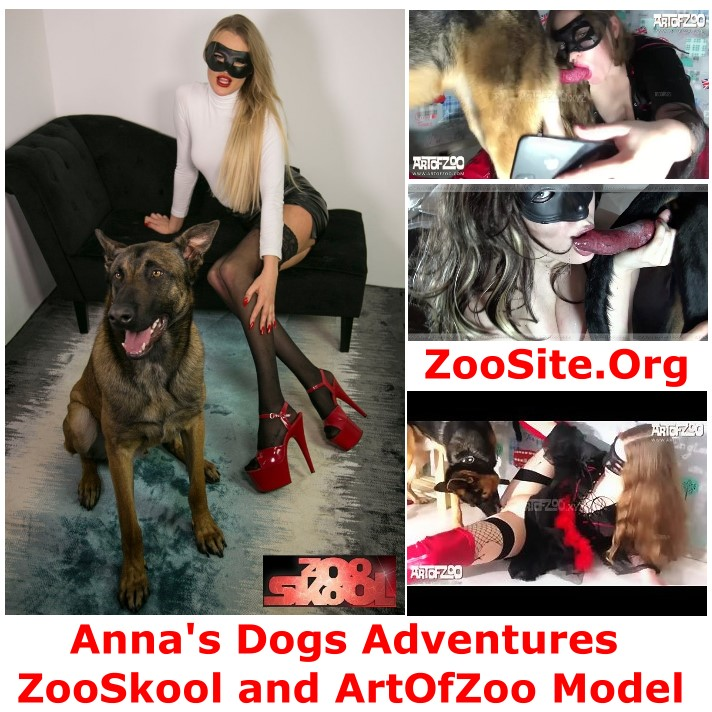 190777292 anna - ANNA's DOG SEX - Zooskool.Name and ArtOfZoo.Biz Bestiality PornStar