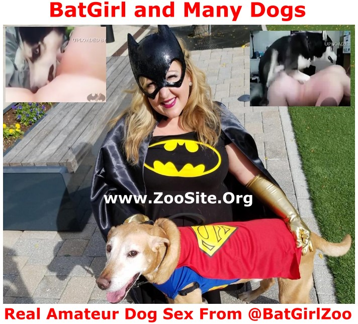 190779281 batgirl - BATGIRL ARCHIVE - Real Amateur Dog Porn From Real Life