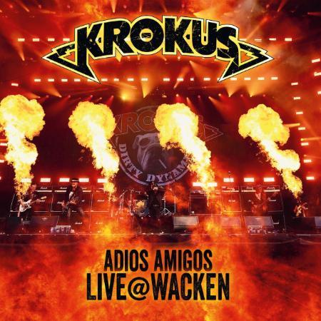 Krokus   2021   Adios Amigos Live @ Wacken
