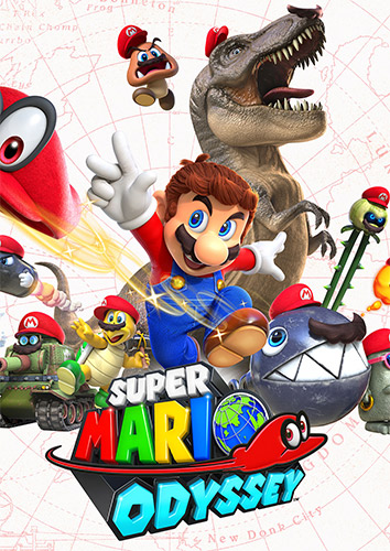 Super Mario Odyssey [v 1.3.0] (2017) FitGirl