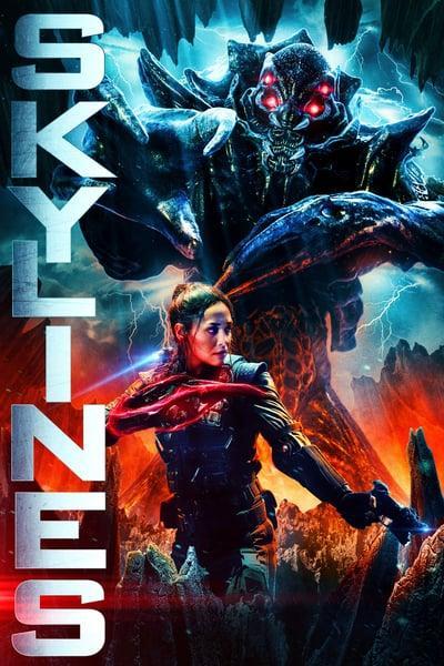 Skylines 2020 720p WEBRip Bengali Dub x264-1XBET