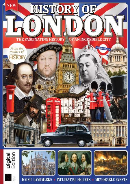 All About History History Of London 6th Edition 2021