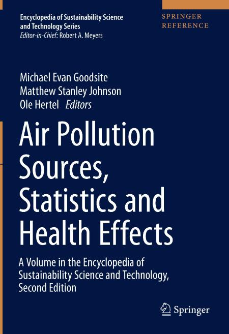 Encyclopedia Of Sustainability Science And Technology Statistics And Health Effect...