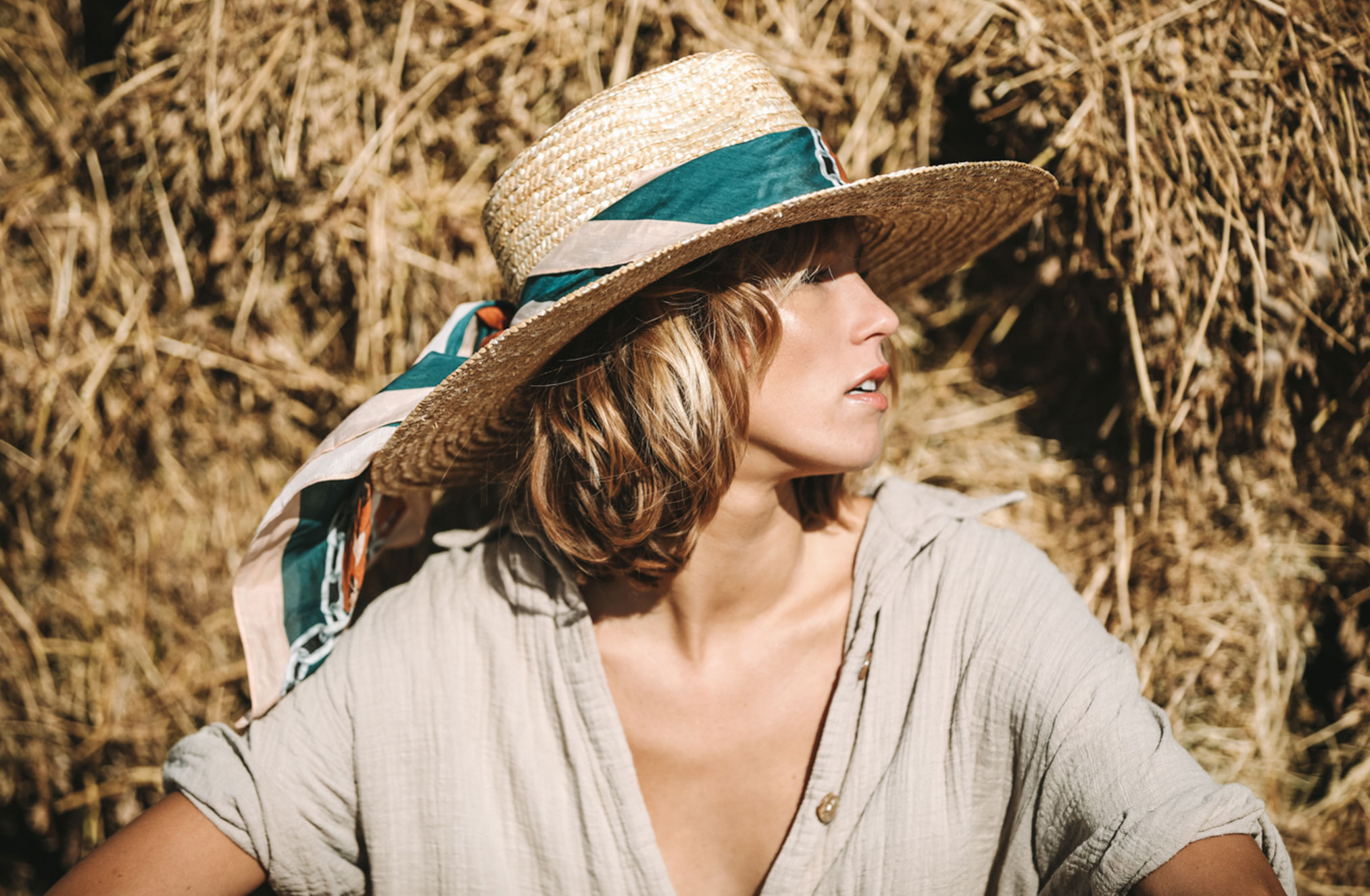 Поездка по Марокко в рекламе шляп, косынок и бандан Fringe and Frange / фото 09