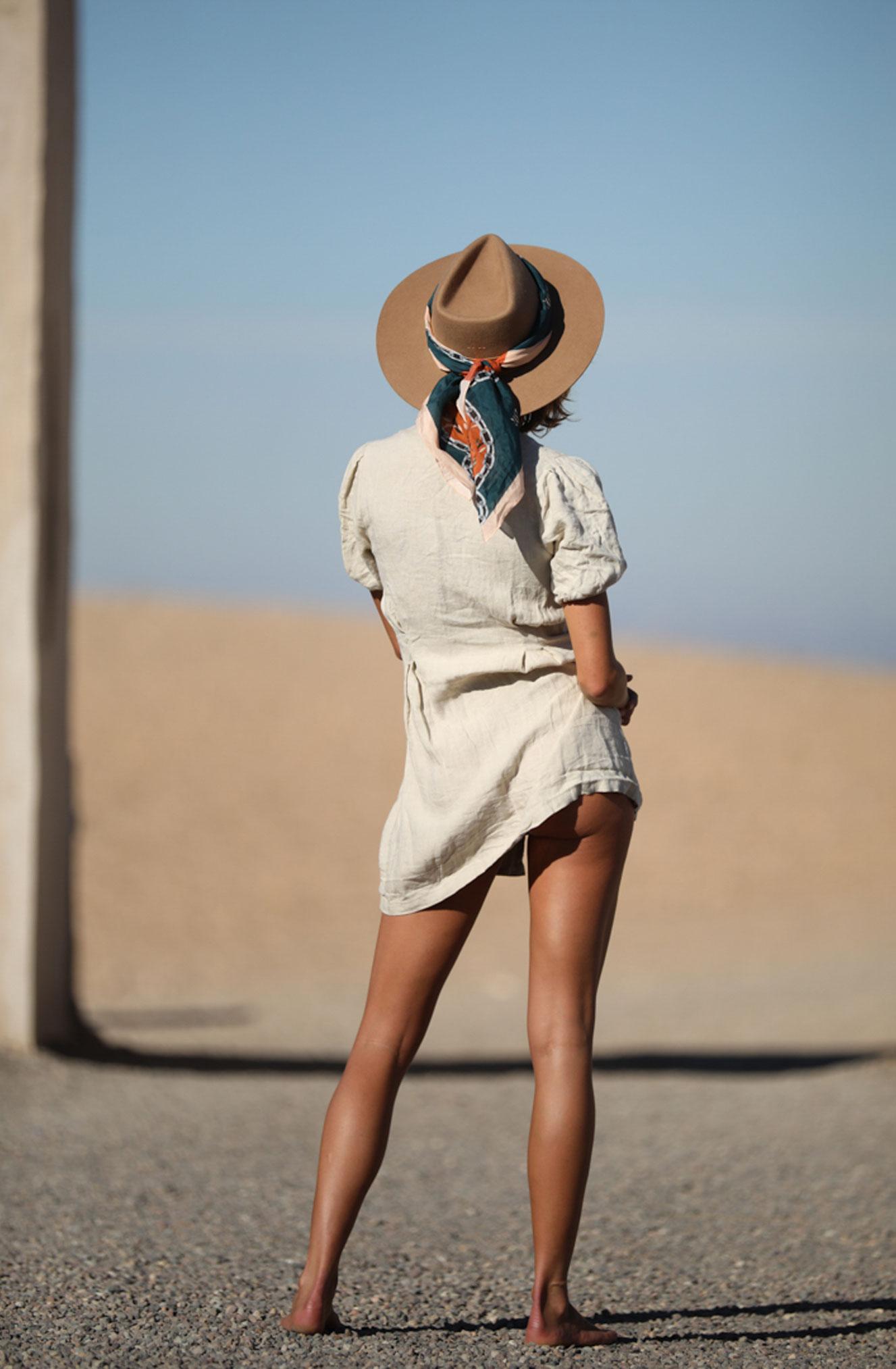 Поездка по Марокко в рекламе шляп, косынок и бандан Fringe and Frange / фото 11