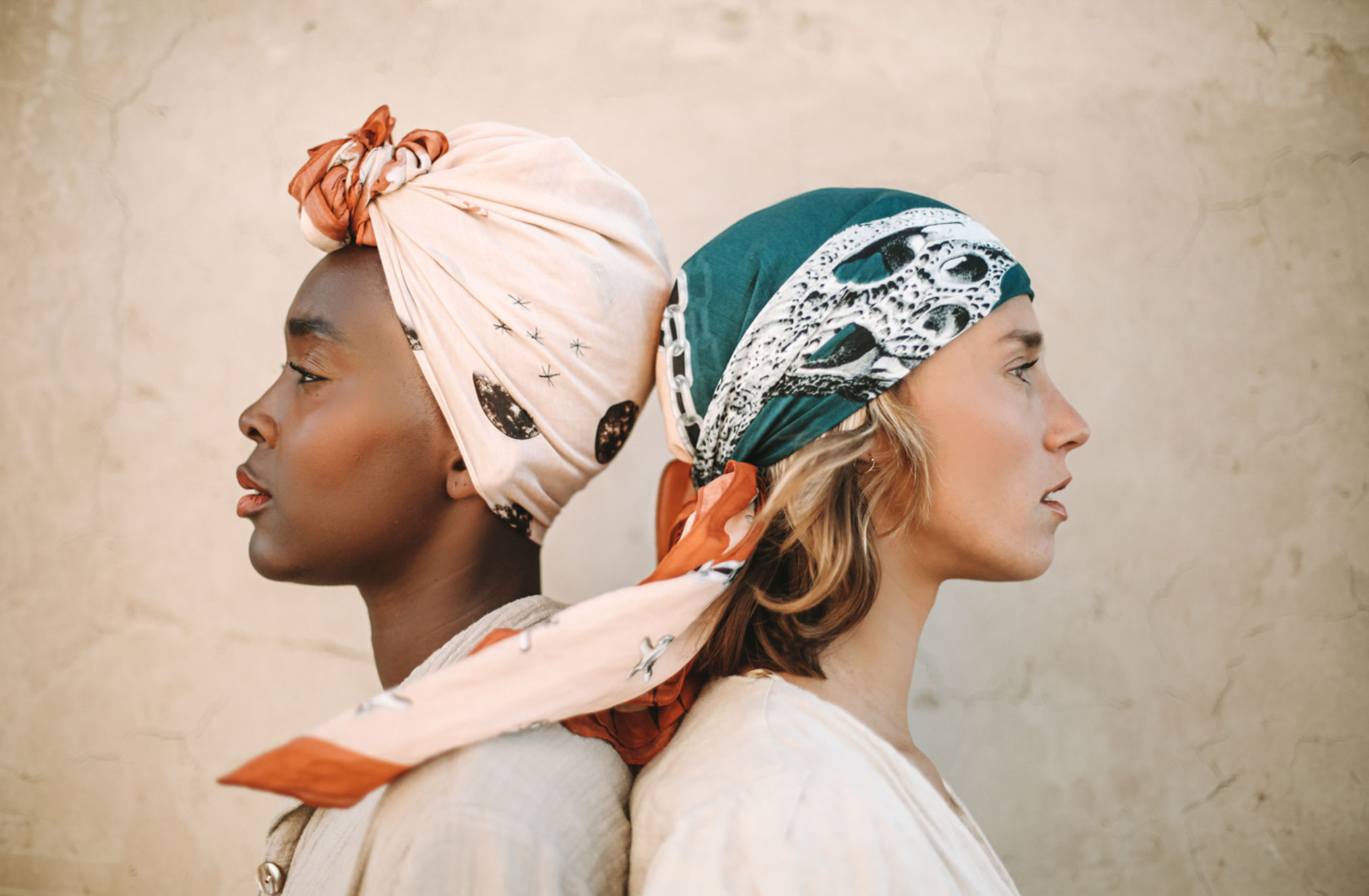 Поездка по Марокко в рекламе шляп, косынок и бандан Fringe and Frange / фото 13