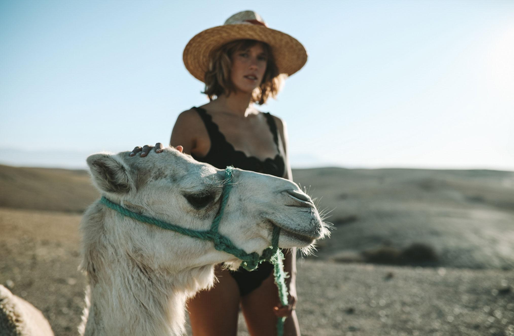 Поездка по Марокко в рекламе шляп, косынок и бандан Fringe and Frange / фото 16