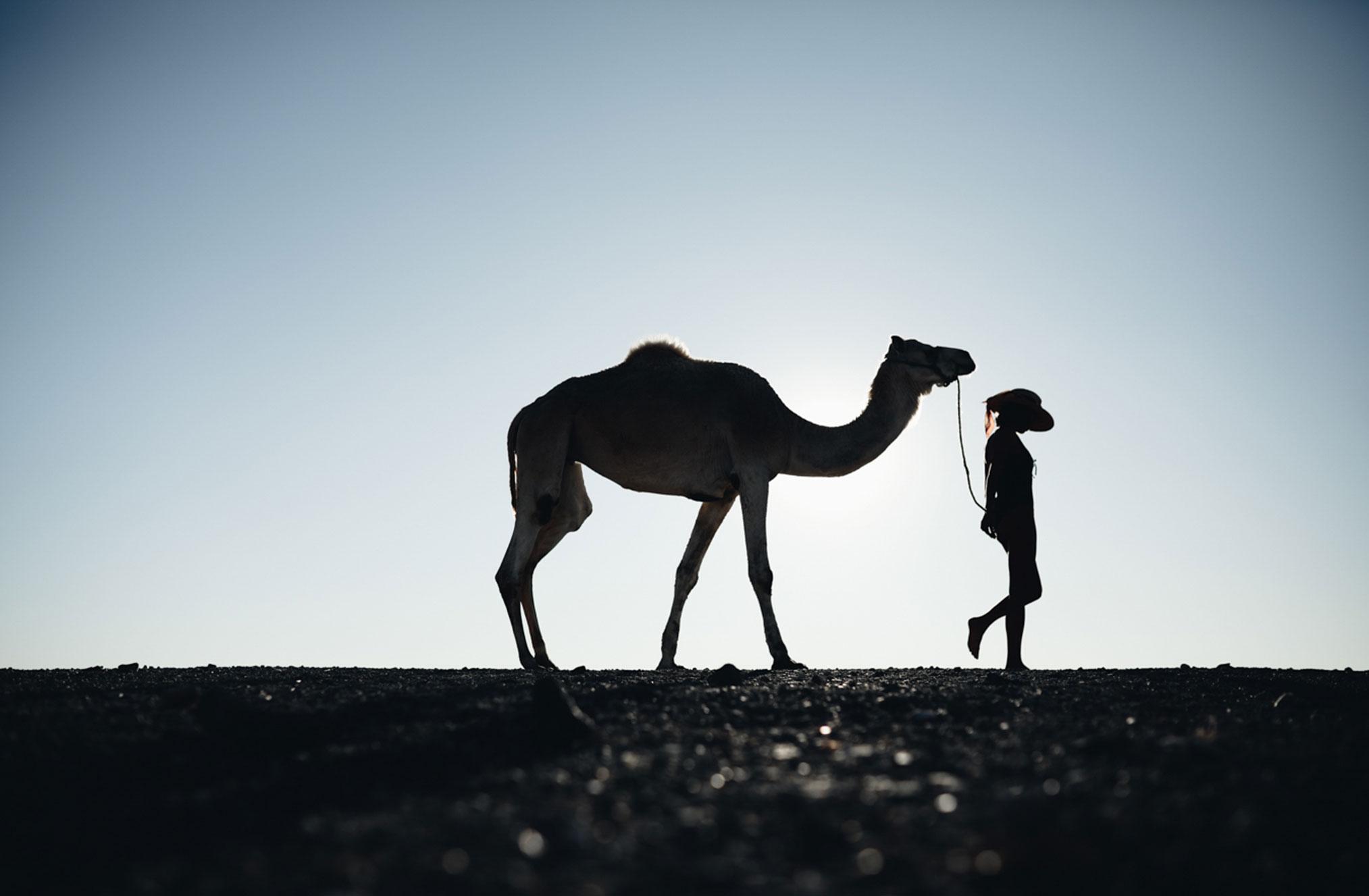 Поездка по Марокко в рекламе шляп, косынок и бандан Fringe and Frange / фото 17