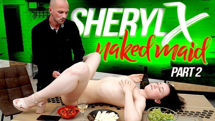 [My18Teens] - Unknown - Naked Service Feat. Sheryl X (part2) (2021 / FullHD 1080p)