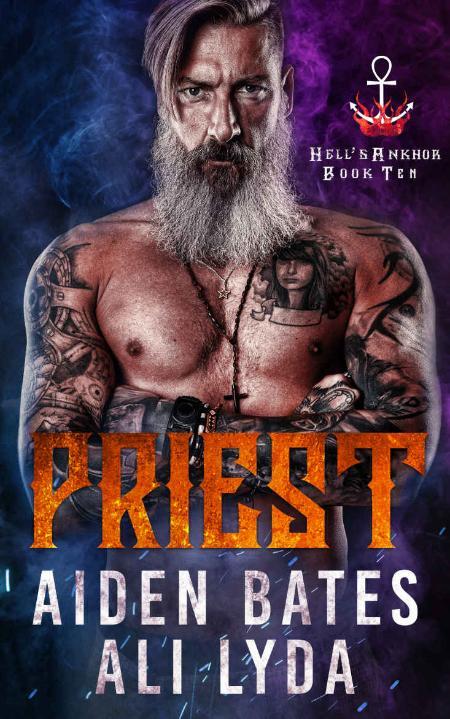 Priest Hells Ankhor Book 10 - Aiden Bates