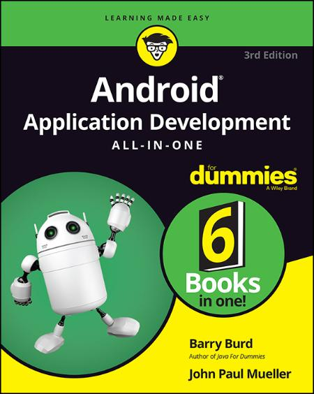 Android Application Development - Barry Burd