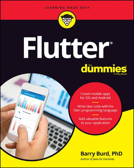 Flutter(r) For Dummies(r) - Barry Burd