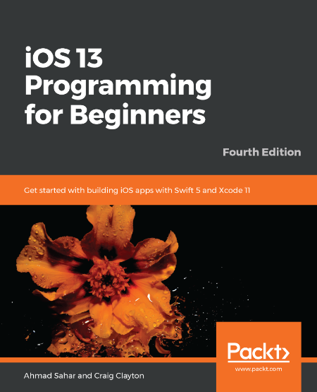 iOS 13 Programming for Beginner - Ahmad Sahar