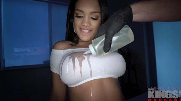 Beautiful Latina Alina Belle Gets Deep Tissue Massage and a Big Cock to Fuck - Alina Belle [FilthyMassage] (UltraHD 4K 2160p)