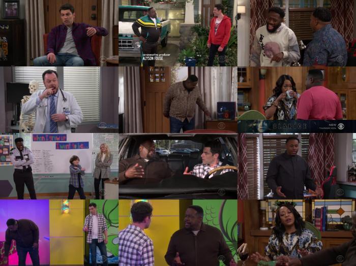 The Neighborhood S03E10 Welcome to The Procedure 1080p HEVC x265-MeGusta