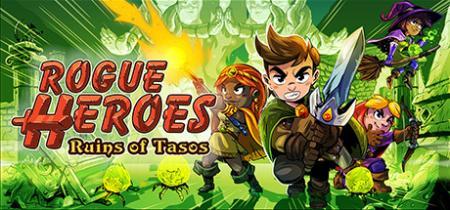 Rogue Heroes - Ruins of Tasos b6259451 by Pioneer