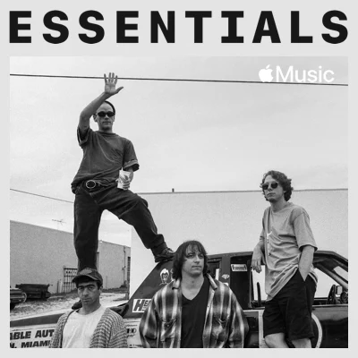 R E M  - Essentials (2021)