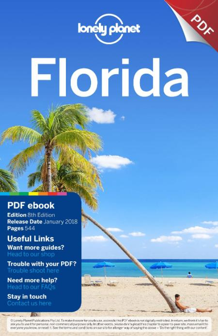 Florida 2018 Lonely Planet