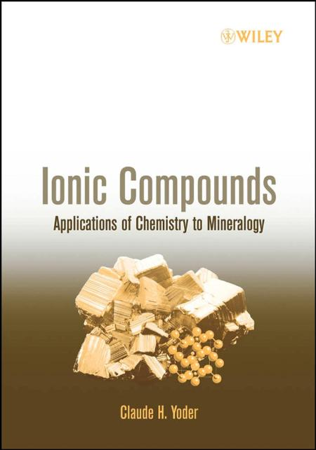 Ionic Compounds Wiley