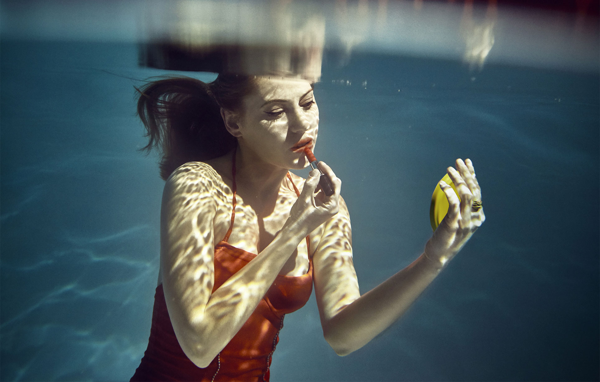 Ника под водой / фото 01