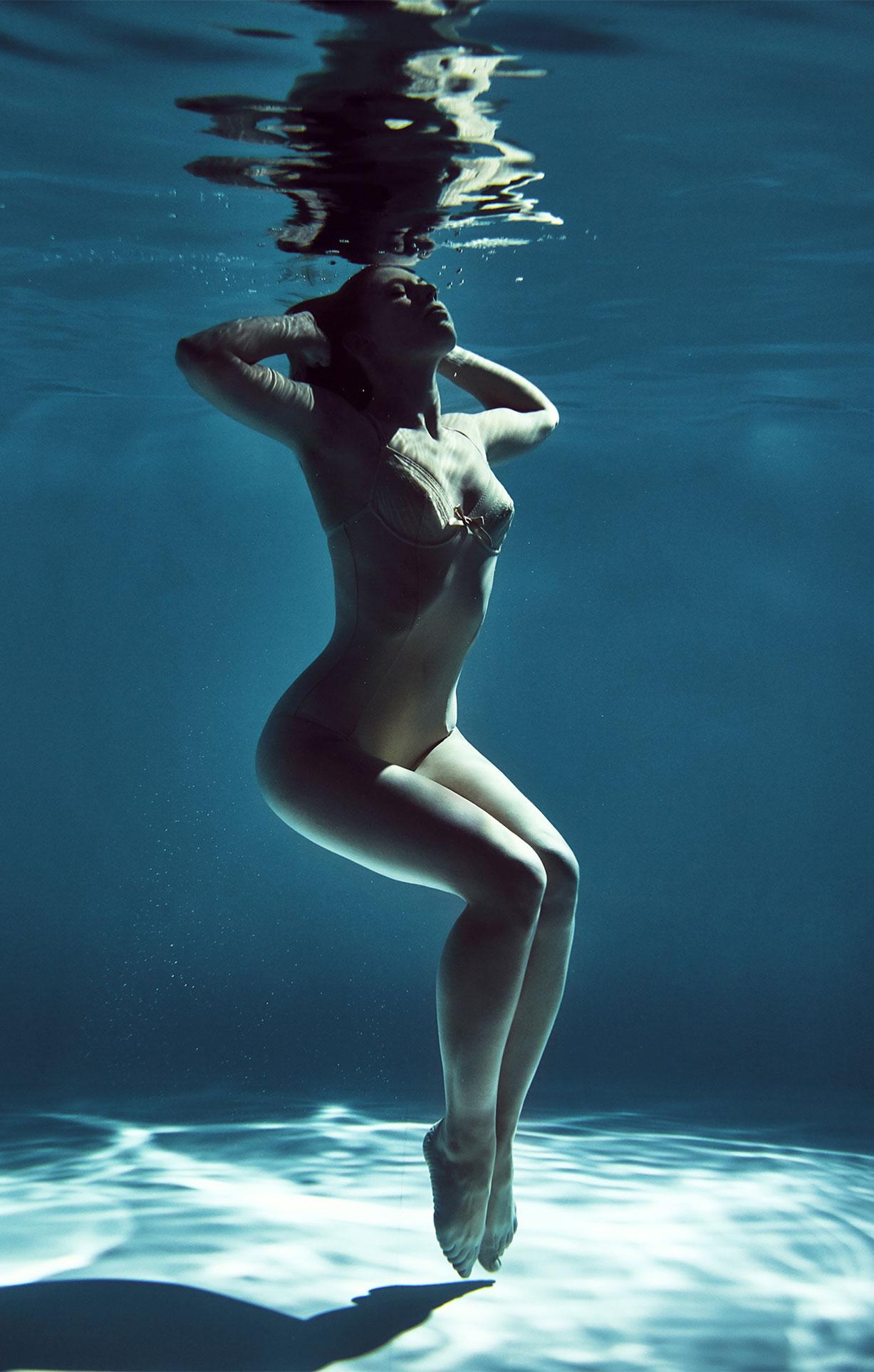 Ника под водой / фото 02