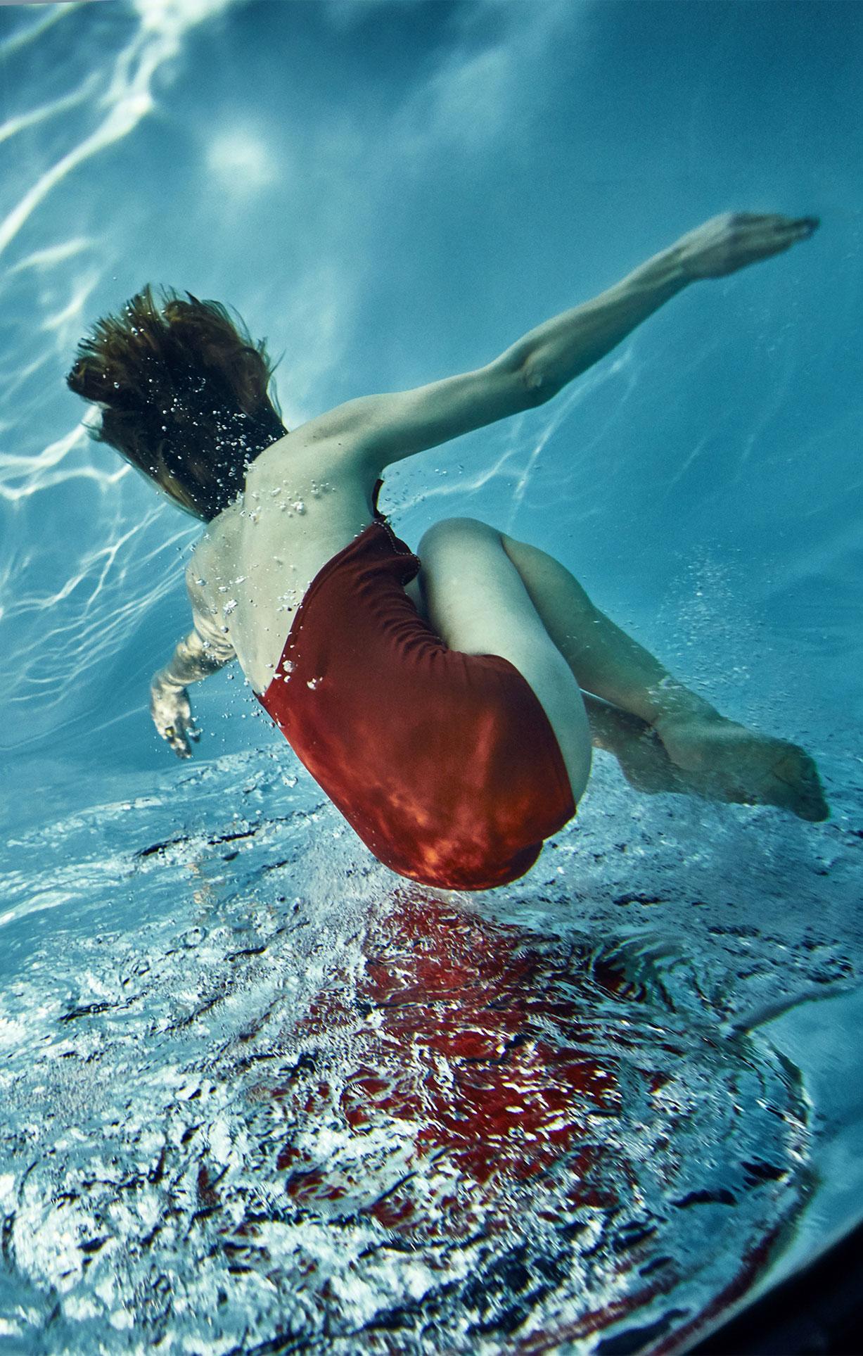 Ника под водой / фото 06