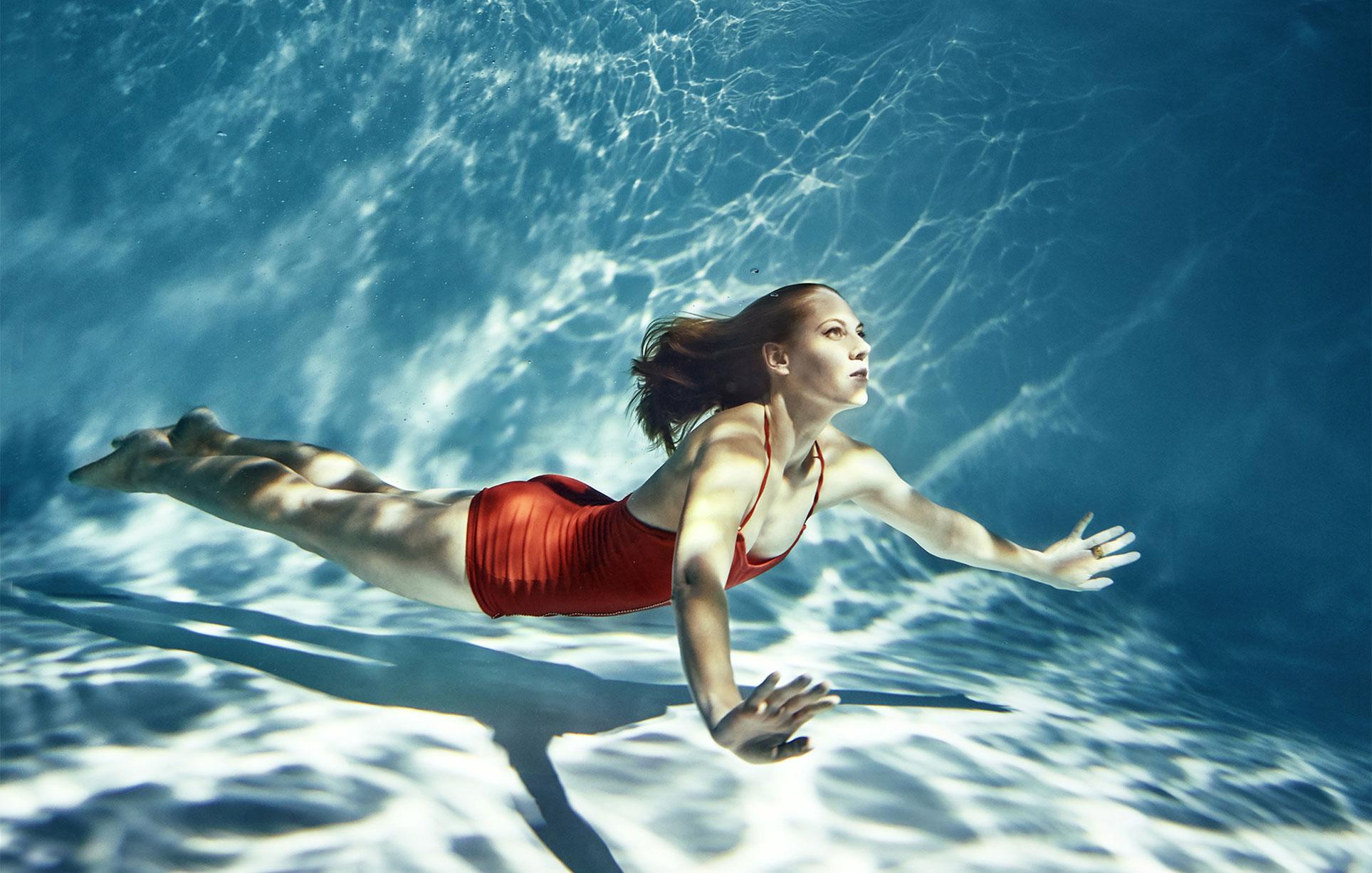 Ника под водой / фото 10