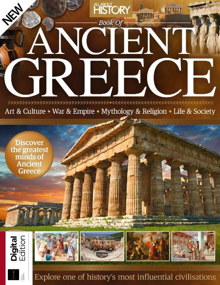 All About History Book Of Ancient Greece