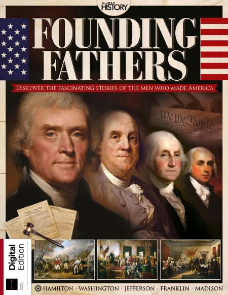 All About History Book Of The Founding Fathers