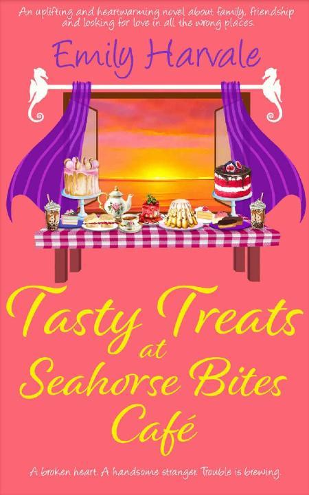 Tasty Treats at Seahorse Bites - Emily Harvale