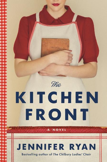 The Kitchen Front - Jennifer Ryan