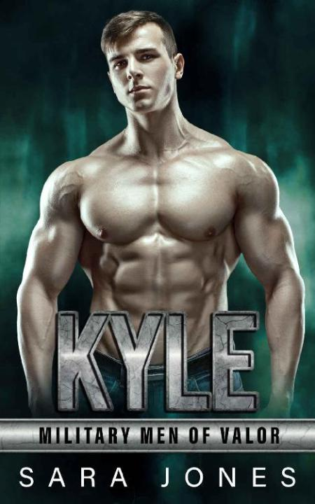 Kyle  Military Men of Valor Boo - Sara Jones