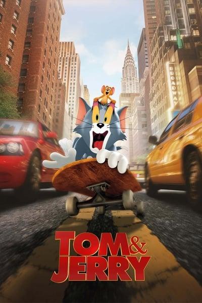 Tom and Jerry 2021 HMAX 1080p WEB-DL Atmos H 264-EVO