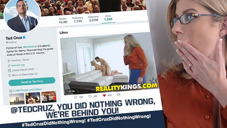 [MILFHunter] - Kacey Jordan, Cory Chase - Ted Cruz did nothing Wrong! - Cory Chase liked by Ted Cruz (2021 / FullHD 1080p)