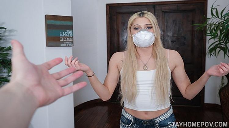 [TeamSkeet] - Nella Jones - Quarantine Bored at Home so I Fucked my Stepsis (2021 / FullHD 1080p)