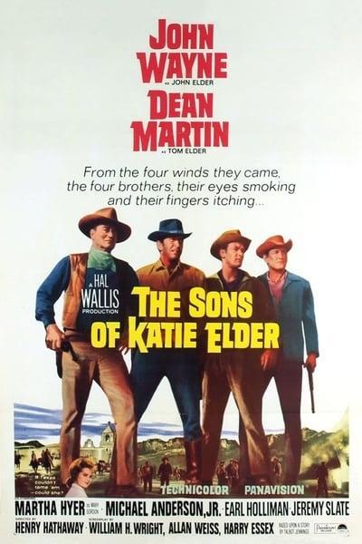 The Sons of Katie Elder 1965 iNTERNAL BDRip x264-MANiC