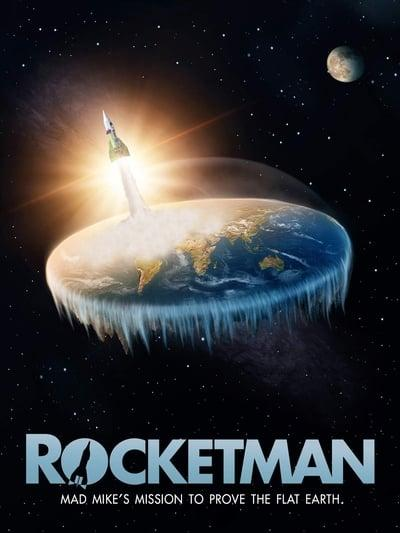 Rocketman Mad Mikes Mission to Prove The Flat Earth 2019 720p WEB HEVC x265