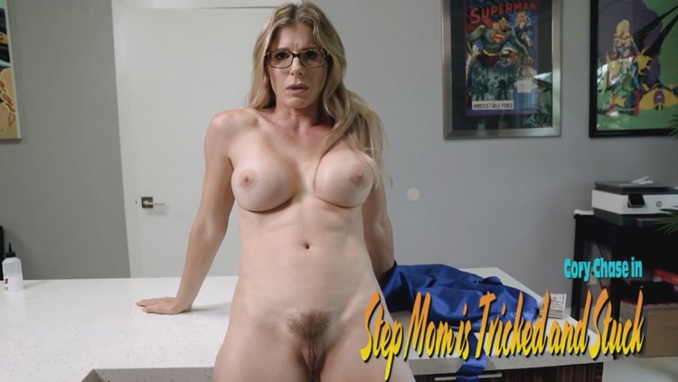 CoryChase: My Hot new Step Mom - Cory Chase [2021] (FullHD 1080p)