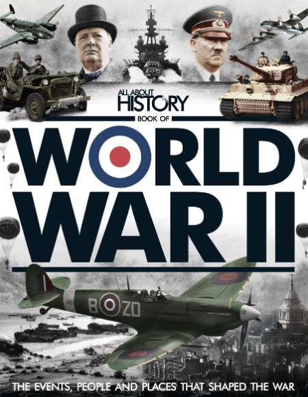 All About History Book Of World War 2