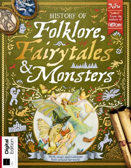 All About History History Of Folklore Fairytales And Monsters