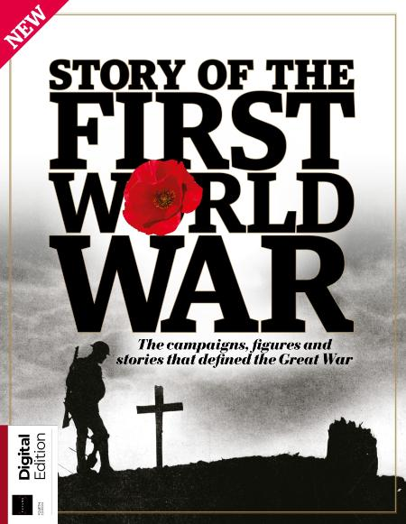 All About History Story Of The First World War