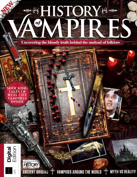 All About History History Of Vampires